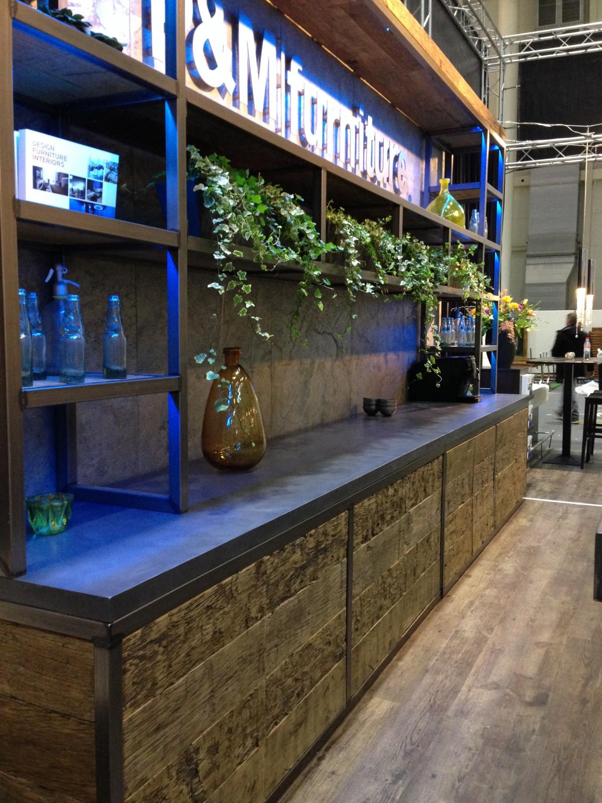 Horeca meubelen op maat for Design bartheke