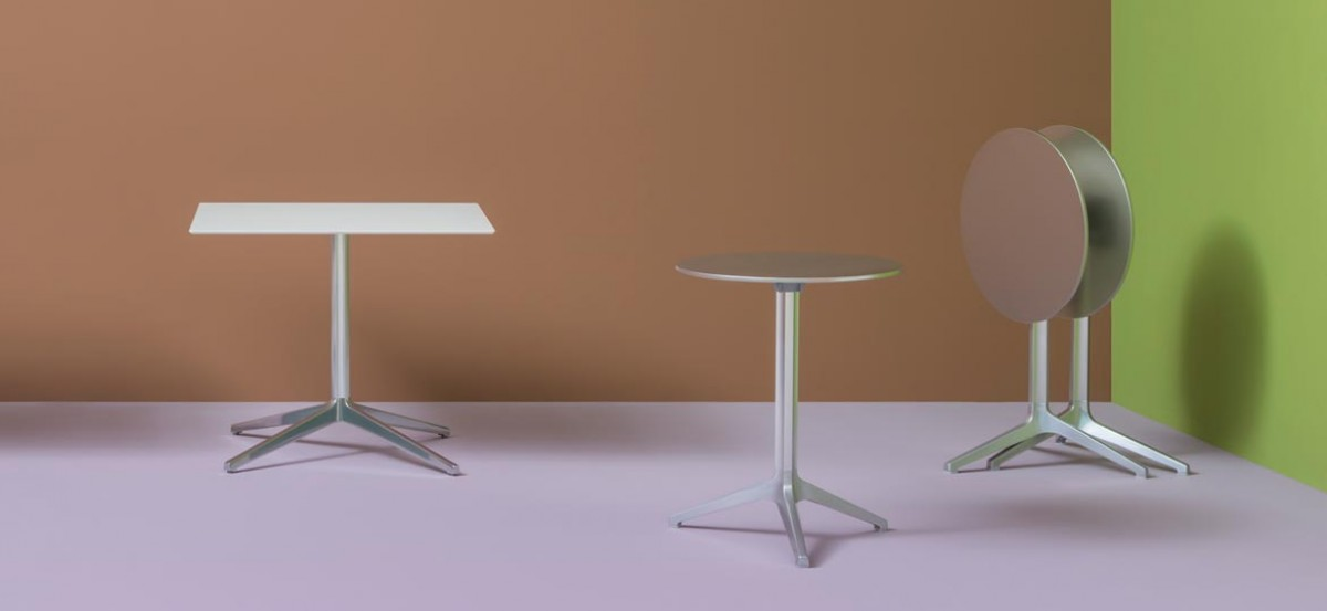 Ypsilon 4795 tafels horeca meubelen op maat for Table ypsilon