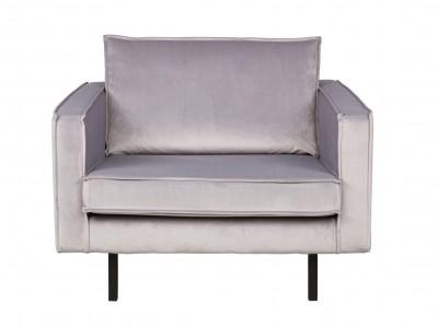 West armchair velvet