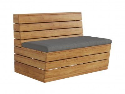Robinia bench