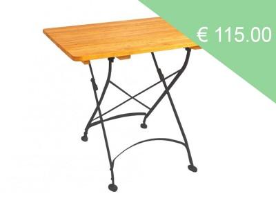 Zahara table
