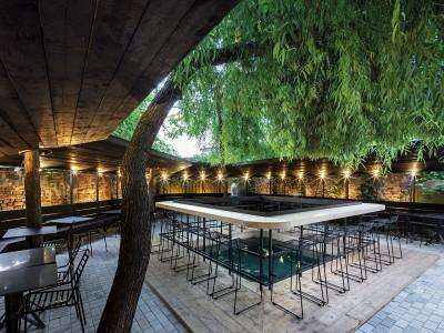 Edo Garden, design Lama Arhitectura - Bucharest, Roemenië