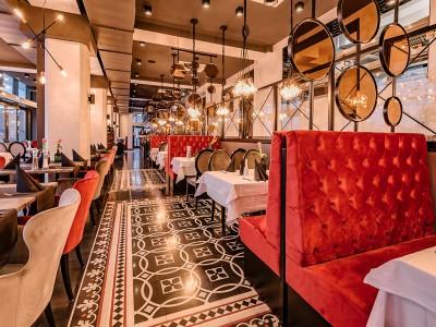 Rialto Restaurant, Wismar,  Duitsland